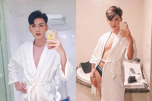 """Chỉ sau 4 tháng và 1 cái đánh hông, Đào Bá Lộc đã chuyển từ """"chàng trai e ấp"""" sang """"tiểu mỹ thụ"""" gợi cảm số 1 Việt Nam"""