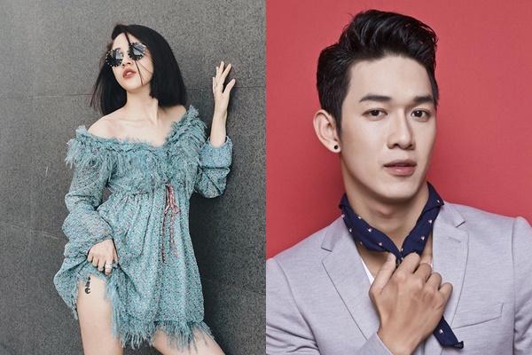 """Bảo Anh vừa mua váy mới trên mạng, Song Luân vào bình luận đã bị """"bóc"""" là """"gạ tình"""""""