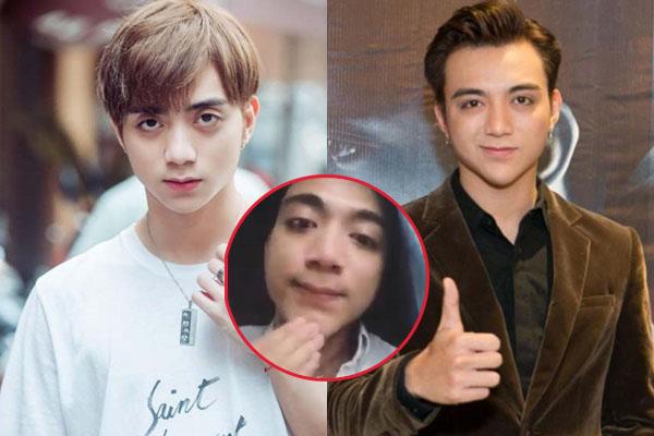 """Học tập Hà Hồ véo mặt mình chứng minh không độn cằm, nâng mũi nhưng Soobin Hoàng Sơn lại bị fans """"bóc mẽ thằng thừng"""""""