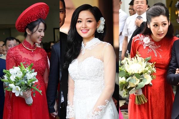 """Trước Á hậu Tú Anh, có hàng loạt mỹ nhân Việt cũng toát mồ hôi để kịp """"cưới chạy bầu"""""""