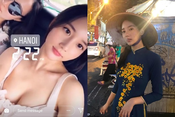 """Bạn gái cũ tai tiếng của TOP - Han Seo Hee lại nhận cả rổ """"gạch đá"""" vì mắc sai lầm với tà áo dài Việt Nam"""