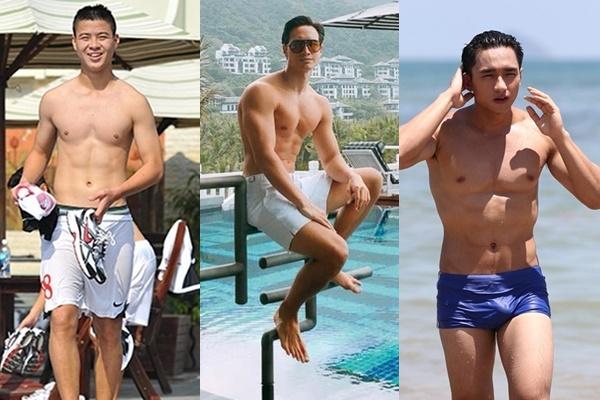 Loạt siêu mẫu diện quần bơi khoe body cũng không vượt qua được các tuyển thủ U23 và Đào Bá Lộc
