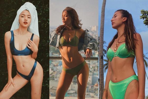 """Diện bikini không phải khoe mông ngực nữa, giờ phải khoe cơ bụng săn chắc 6 múi mới """"chuẩn chất"""""""