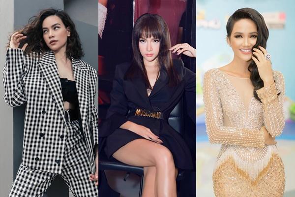 Không phải H-Hen Niê, Phạm Hương hay Hòa Minzy, Hà Hồ mới là 'trùm cuối' gây bão với tóc mới