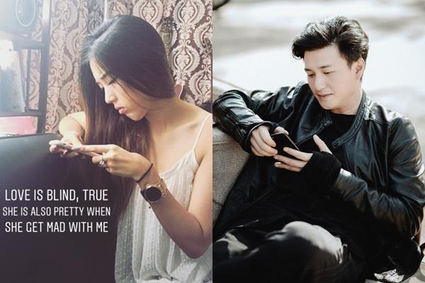 """Hóa ra đây là lý do Huỳnh Anh """"phải lòng"""" bạn gái mới yêu chỉ cần quen qua mạng?"""