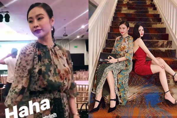 Chỉ vì một lỗi nhỏ khi diện váy hoa mà Angela Phương Trinh còn già hơn cả mẹ