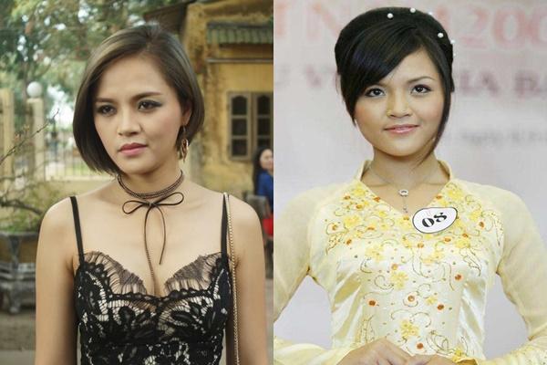 """Ai mà ngờ """"My Sói"""" của Quỳnh Búp Bê cũng từng đi thi Hoa hậu và giành hẳn được thứ hạng này cơ đấy"""