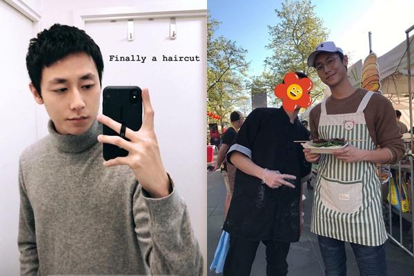 """Rời xa showbiz thị phi, Rocker Nguyễn ngày càng đẹp trai, """"đổi nghề"""" mới khiến fans thích thú"""