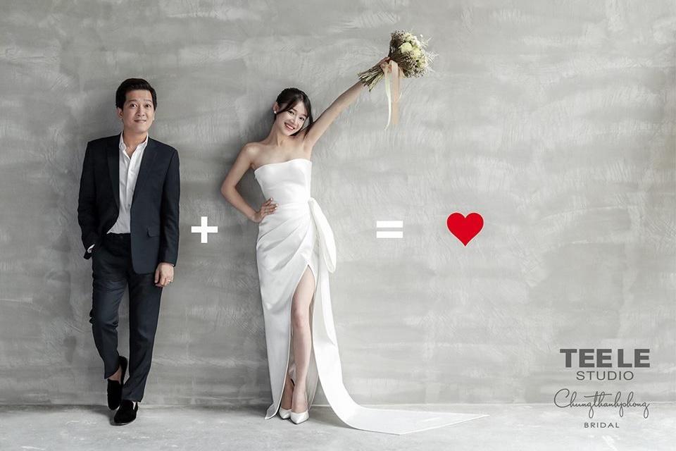 Ngắm trọn bộ ảnh cưới của Nhã Phương - Trường Giang lộng lẫy như hoàng tử - công chúa cho đến bức hình cuối cùng