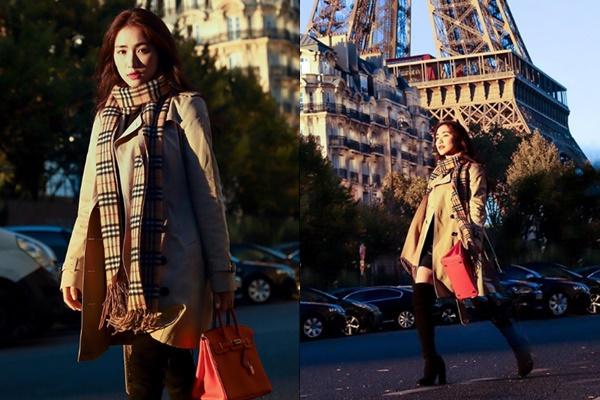 """Đã qua rồi cái thời dùng đồ fake, Hòa Minzy giờ đã là """"thánh nữ hàng hiệu"""", bỏ nửa tỷ chỉ để mua 1 chiếc túi"""