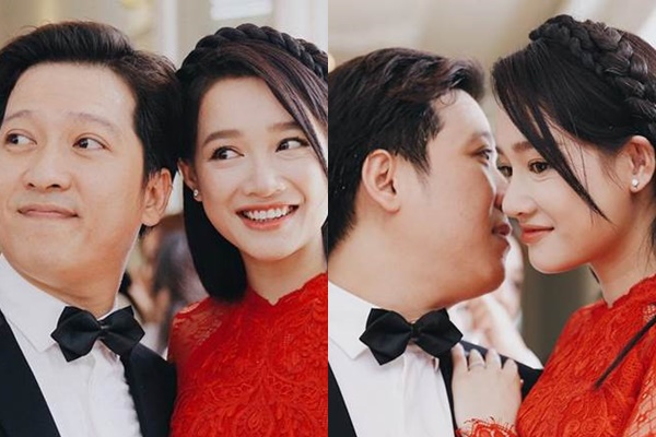 """Ngày cưới được khen xinh đẹp là thế, Nhã Phương vẫn để lộ """"bộ phận"""" bị lão hóa sớm như U40"""