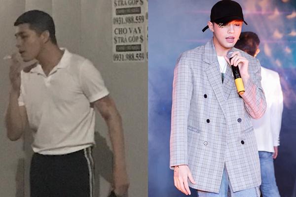 Sau scandal bị kiện 1 tỷ, Noo Phước Thịnh xuất hiện với hình ảnh tiều tụy, gầy gò, đầu cắt ngắn cũn
