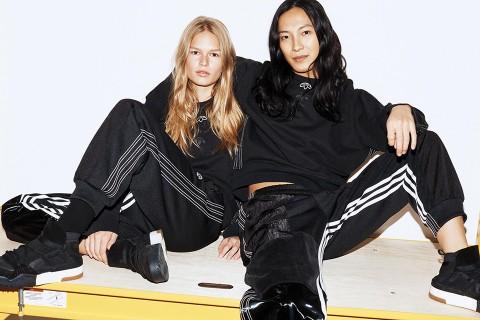 Bộ sưu tập kết hợp giữa Alexander Wang và Adidas Originals sẽ ra mắt ngày hôm nay