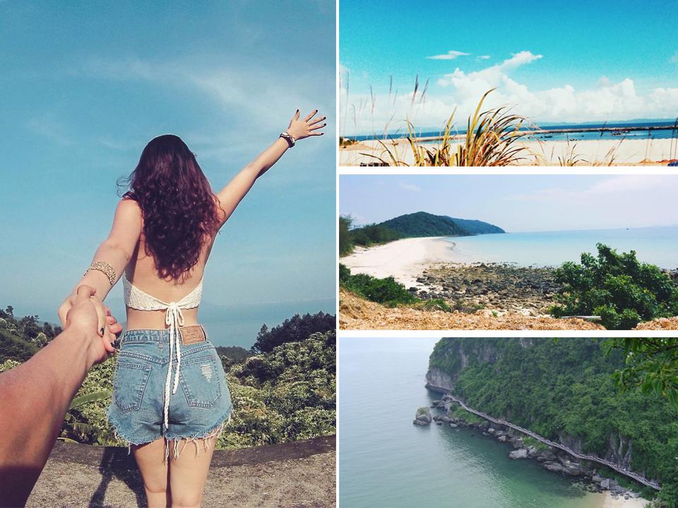 """Cắp """"Gấu"""" đi trốn nắng gấp với 3 bãi biển gần Hà Nội ngay thôi nào!"""