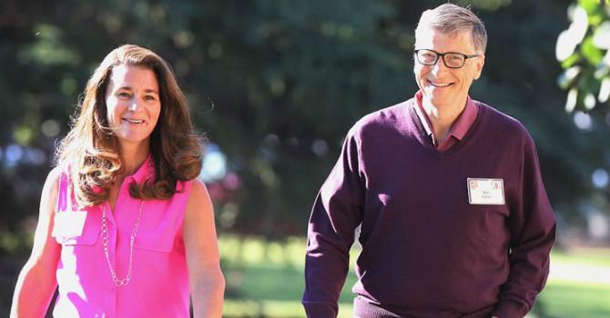 """Bí quyết """"bạc tỷ"""" của người phụ nữ """"đánh gục"""" trái tim Bill Gates chỉ bằng...một đôi giày bệt"""