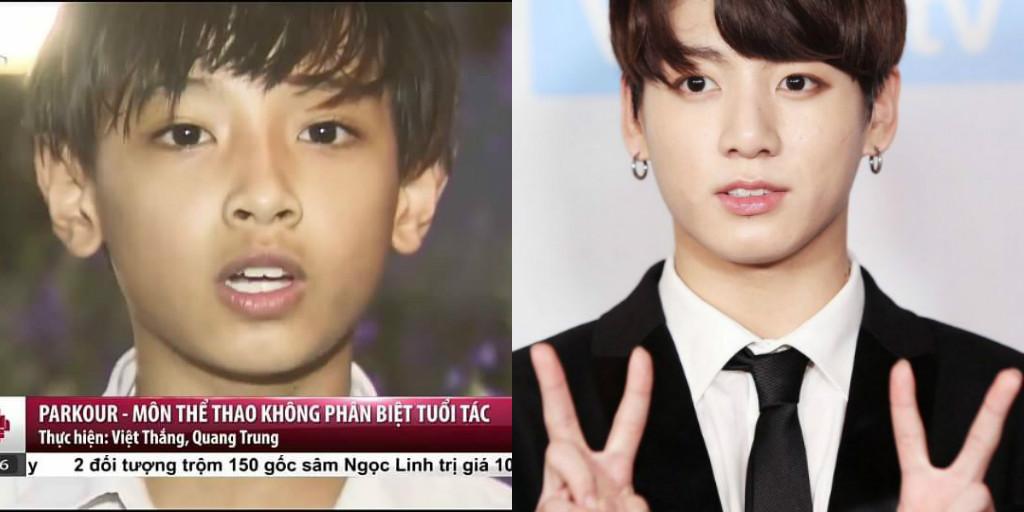 Đây chính là bản sao nhí Việt hoàn hảo của nam thần triệu fan Jungkook (BTS)