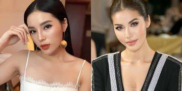 """Chuộng make-up tone Thái Lan """"nhàn nhạt"""" tự nhiên, Kỳ Duyên, Minh Tú đồng loạt """"lên ngôi"""", riêng Nam Em không """"ngấm"""" nổi"""