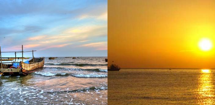 Hãy một lần đến với bãi biển dài và trữ tình nhất Vịnh Bắc Bộ - Trà Cổ