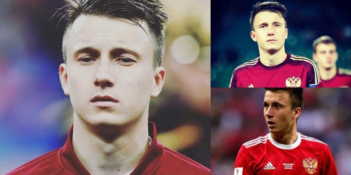 """""""Cực phẩm"""" số 17 của đội tuyển Nga Aleksandr Golovin - đá hay, điển trai, còn mang """"đôi mắt buồn"""" gây thương nhớ"""