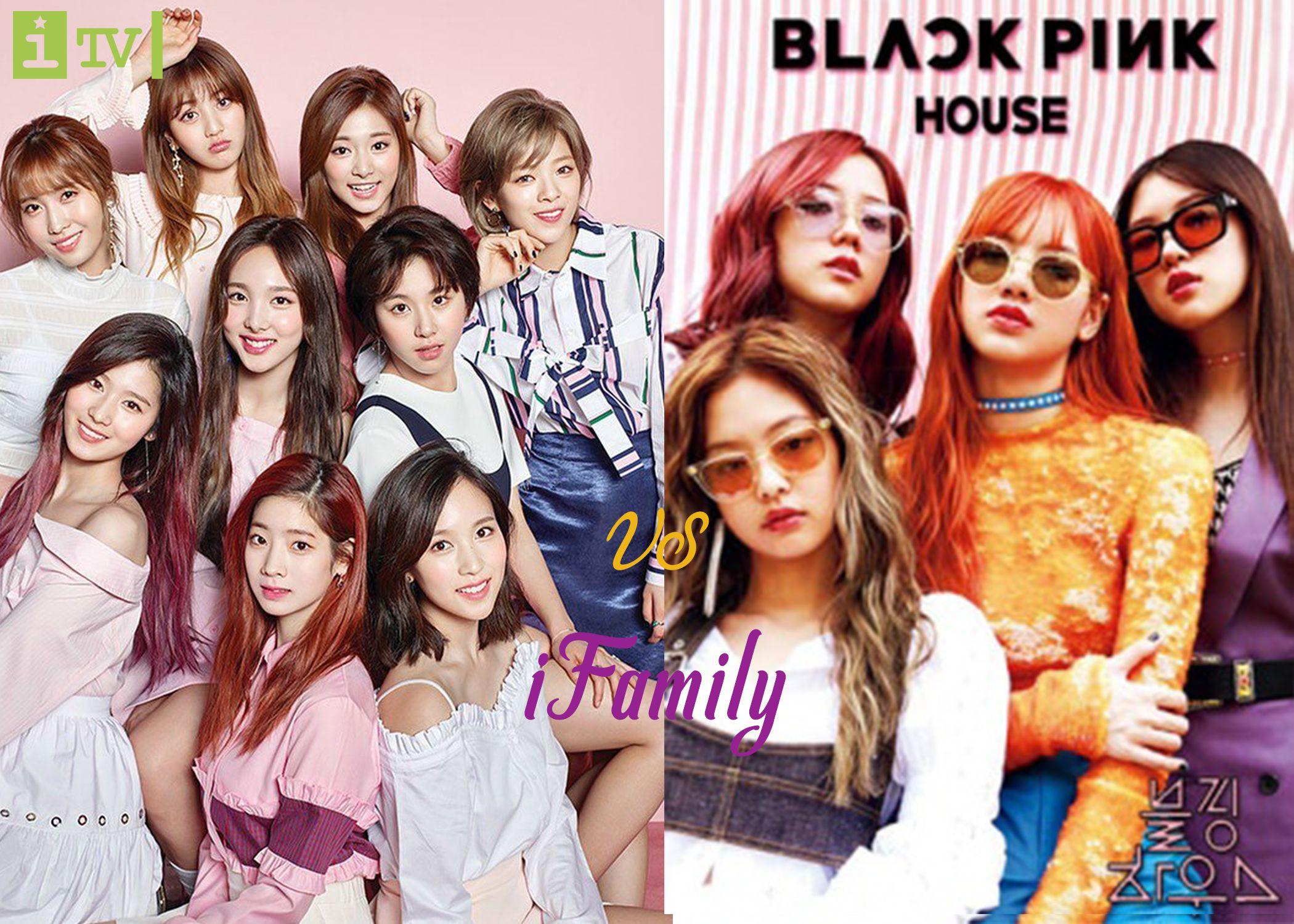 Twice và Black Pink - Trận chiến khốc liệt như 2NE1 và SNSD đã từng?