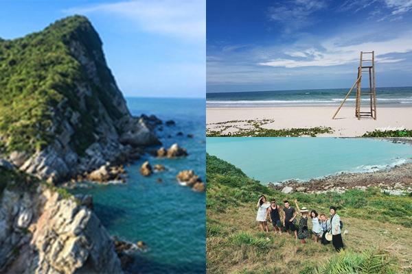 Biển xanh, cát trắng, nắng vàng, có một Quan Lạn đẹp như thế, bạn đã ghé chưa?