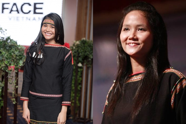 """Bạn thân H-Hen Niê bất ngờ """"chiếm sóng"""" vì quá xinh đẹp tại vòng casting The Face ở Hà Nội"""