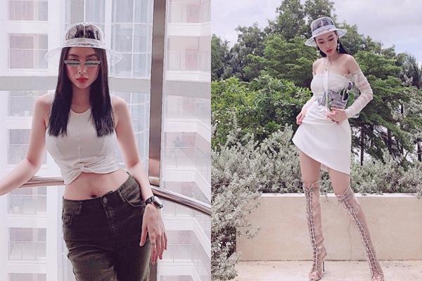"""Chụp có 2 bức ảnh, phong cách """"toàn nhựa"""" của Angela Phương Trinh vẫn khiến các tín đồ """"sốt rần rật"""""""