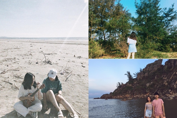 Cô Tô quá xa? Về xứ Nghệ check-in biển Quỳnh Nghĩa ít người biết đẹp hoang sơ đến nín thở thế này