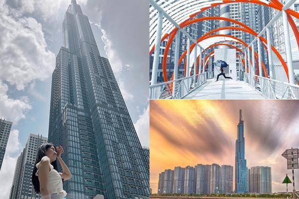 """Sống ảo """"tung chảo"""" ở Landmark 81 - Tòa nhà cao nhất Việt Nam, thiên đường ăn chơi mới toanh của giới trẻ"""