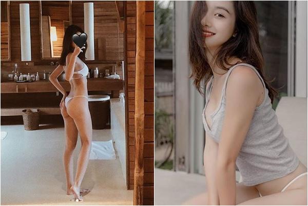 """Nghe antifans chê nhiều, Jun Vũ tung trọn bộ bikini """"không che"""" chụp ở Côn Đảo để """"dằn mặt"""""""
