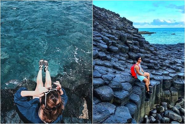 """""""Tương truyền"""" chỉ cần đứng vào là """"auto"""" có ảnh đẹp lụi tim ở Ghềnh đá trên biển đẹp nhất Việt Nam"""
