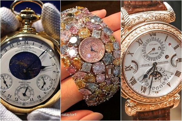 """Nếu chưa sở hữu 1 trong 8 chiếc đồng hồ này thì đừng vội nghĩ mình """"đẳng cấp"""""""
