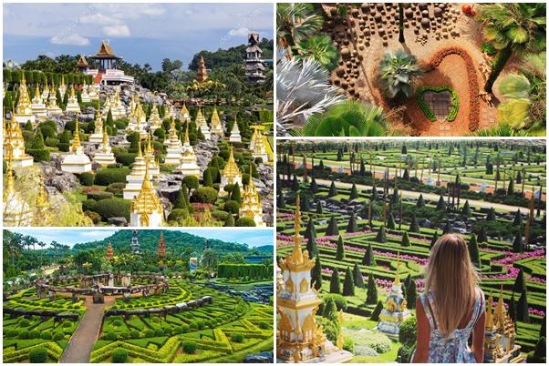 Du hí Thái Lan mà không check-in Vườn Bách Thảo đẹp nhất Đông Nam Á này bạn sẽ tiếc hùi hụi cho mà xem!