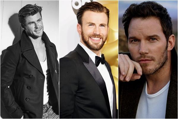 """3 chàng """"Chris"""" nhà Marvel: Từ vẻ ngoài điển trai, sự nghiệp rực sáng đến đời tư """"mỗi người một vẻ"""""""