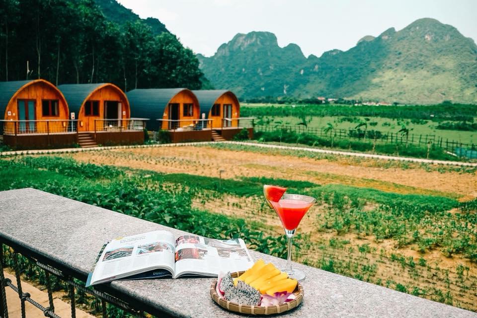Khám phá Chày Lập Farmstay – Thiên đường cắm trại mới nổi siêu hot đẹp tựa thủy mặc ở Quảng Bình