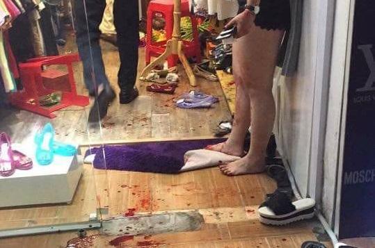 """Chém người tại Hàng Bông: """"Một đao"""" hạ cả tình địch và người yêu bên vũng máu"""
