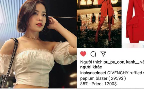 Chi Pu đăng bán các trang phục đã từng đóng MV, chấp nhận chịu lỗ