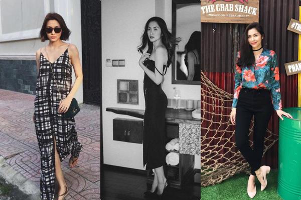 """Đã qua 2 lần sinh đẻ, Tăng Thanh Hà vẫn khiến bao người ghen tị vì gu thời trang """"đẹp đến từng centimet"""""""