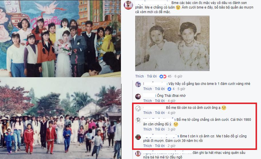 """Từ bức ảnh """"triệu like"""" khoe đám cưới xưa, chợt nhận ra bố mẹ mình còn chưa một lần được chụp ảnh cưới"""