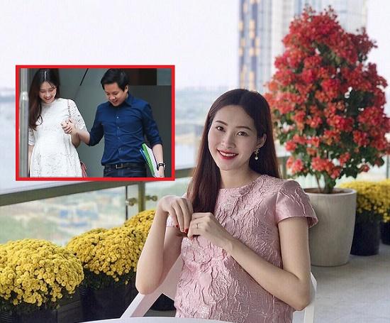 Hoa hậu Đặng Thu Thảo khoe ảnh bụng bầu 6 tháng, tiết lộ quá trình mang thai