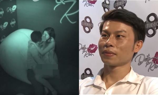 Khán giả ghê tởm ném đá show hẹn hò vừa gặp đã hôn vồ vập, diễn luôn cảnh thân mật bắt đối phương đứng xem
