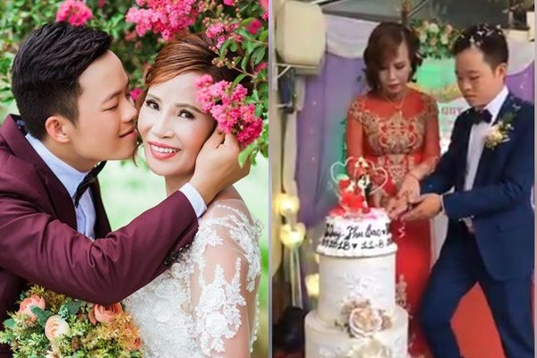 Cận cảnh màn rước dâu của chú rể 26 và cô dâu 61 Cao Bằng: Mặc kẻ phá rối chửi rủa cặp đôi vẫn tươi cười hạnh phúc