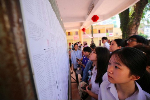 Những cách tra cứu điểm thi vào lớp 10 Hà Nội nhanh nhất