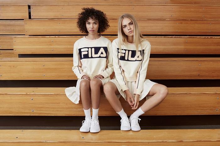 FILA kết hợp với Urban Outfitters cho ra mắt bộ sưu tập bóng rổ mới