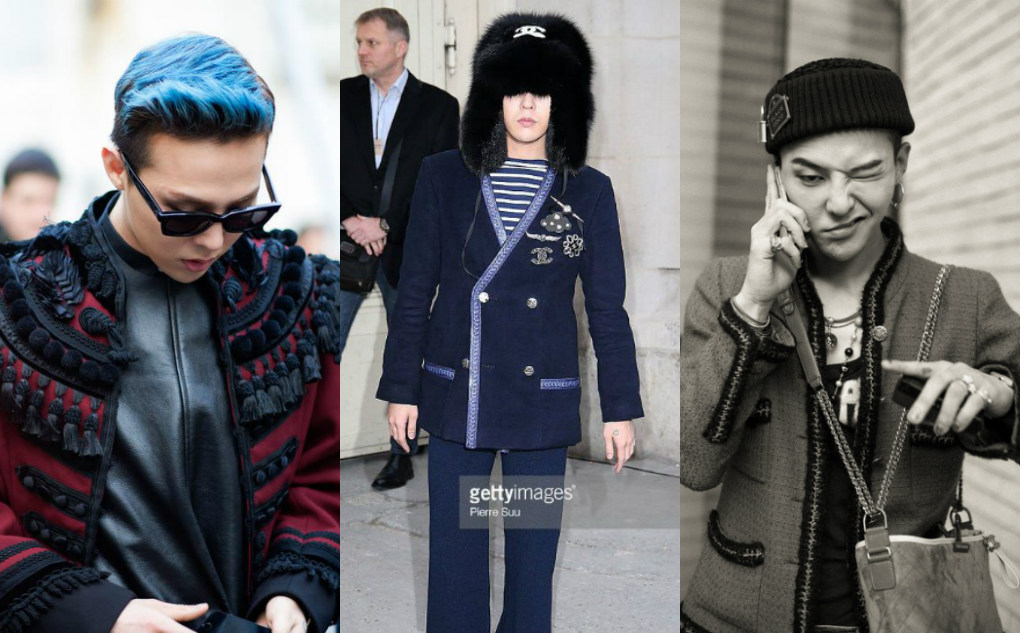 """Chắc chắn 2 năm tới, fans Kpop sẽ nhớ lắm cả một """"tượng đài thần thái"""" chỉ độc của riêng G-Dragon"""