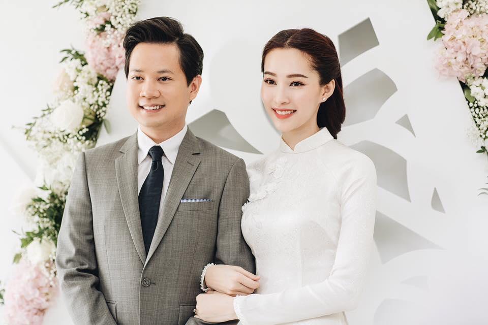 Hoa hậu Thu Thảo – Trung Tín: Đó không phải là cổ tích mà là tình yêu chân chính