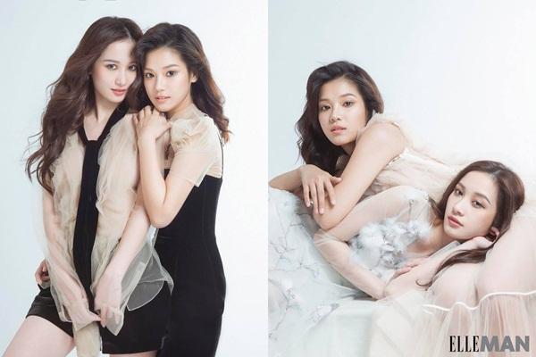 """Hoàng Yến và Jun Vũ cứ """"tình cảm"""" ngọt ngào thế này thì sao các fan không """"đẩy thuyền"""" nhiệt tình cho được"""