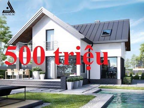 Kiến trúc sư tiết lộ công thức tính tiền xây nhà đúng 90%, cùng tính để tiết kiệm cất nhà là vừa