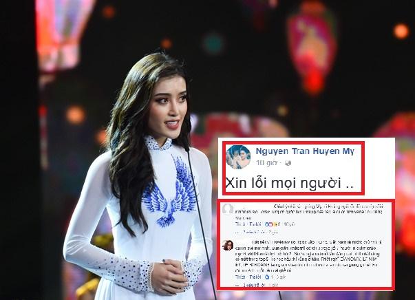 Xin lỗi người hâm mộ vì trượt Hoa hậu, không ngờ Huyền My nhận lại phản ứng này