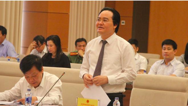 """Bộ trưởng GD-ĐT: Duy trì kỳ thi THPT Quốc gia nhưng không còn """"2 trong 1"""""""